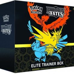 Pokemon Hidden Fates - Elite Trainer Box