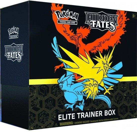 Pokemon Hidden Fates Elite Trainer Box