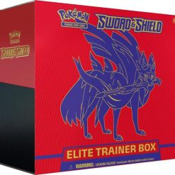 Pokemon Sword and Shield Elite Trainer Box (Sword)