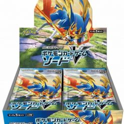 Pokemon S1W Sword & Shield Sword Booster Box