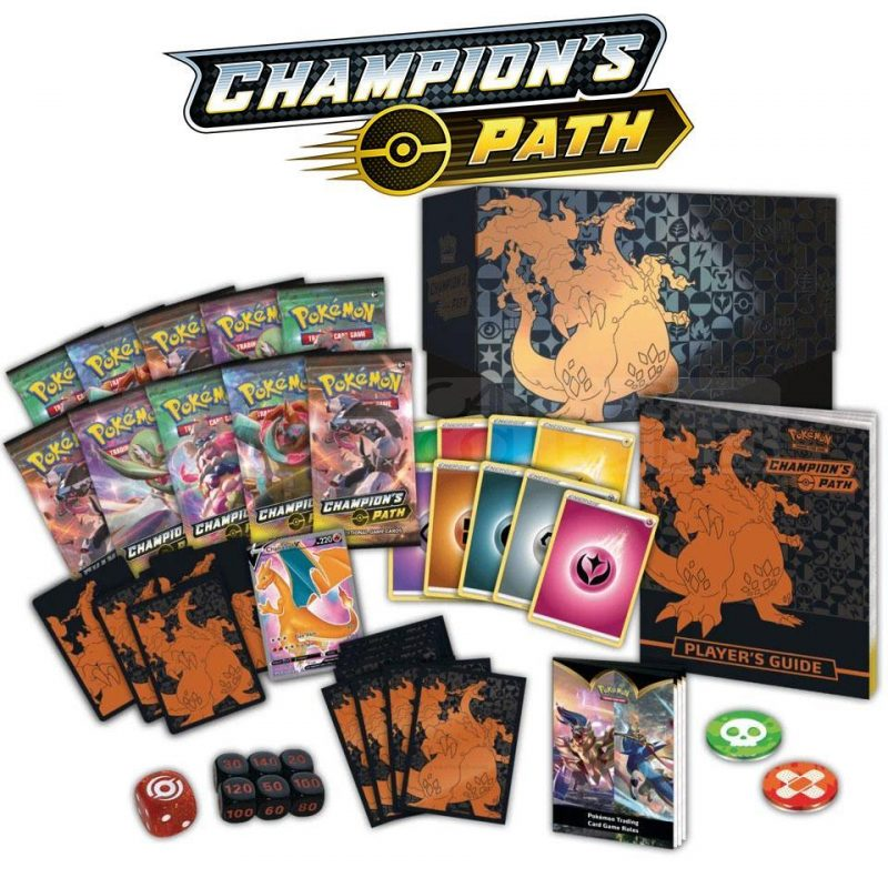 Pokemon Sword and Shield Champion's Path binnenkort te koop