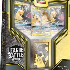 Pokemon League Battle Deck Pikachu & Zekrom