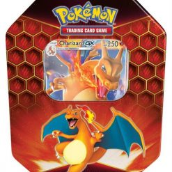 Pokemon Hidden Fates Charizard-GX Tin