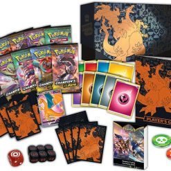 Pokemon Sword and Shield Champion's Path Elite Trainer Box
