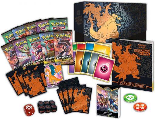 Pokemon Sword and Shield Champion's Path Elite Trainer Box