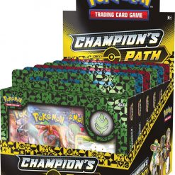 Pokemon Sword and Shield Champion's Path September Pin Collection