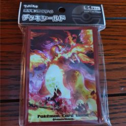 Pokemon Charizard VMAX Gigantamax Officiële Sleeves Japans