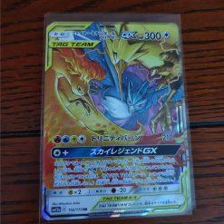 Pokemon Moltres Zapdos en Articuno GX 102/173 Tag Team All Stars Japans