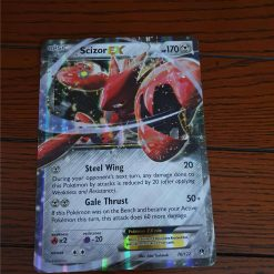 Oversized Scizor EX 76/122 Breakpoint