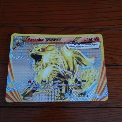 Oversized Arcanine Break XY180 Blackstar Promo