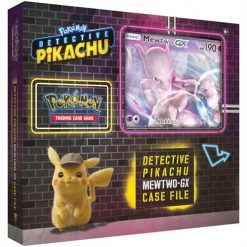 Pokemon Detective Pikachu - Mewtwo-GX Case File Box