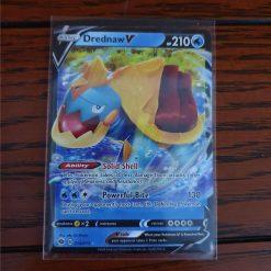 Pokemon Drednaw V Champion's Path 014/073