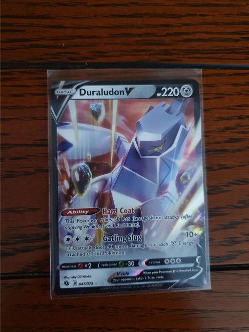 Pokemon Duraludon V Champion's Path 047/073