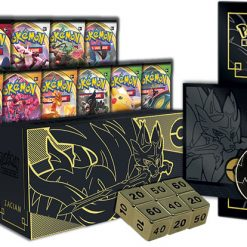 Pokemon Sword & Shield Elite Trainer Box Plus Zacian
