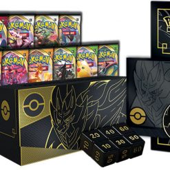 Pokemon Sword & Shield Elite Trainer Box Plus Zamazenta
