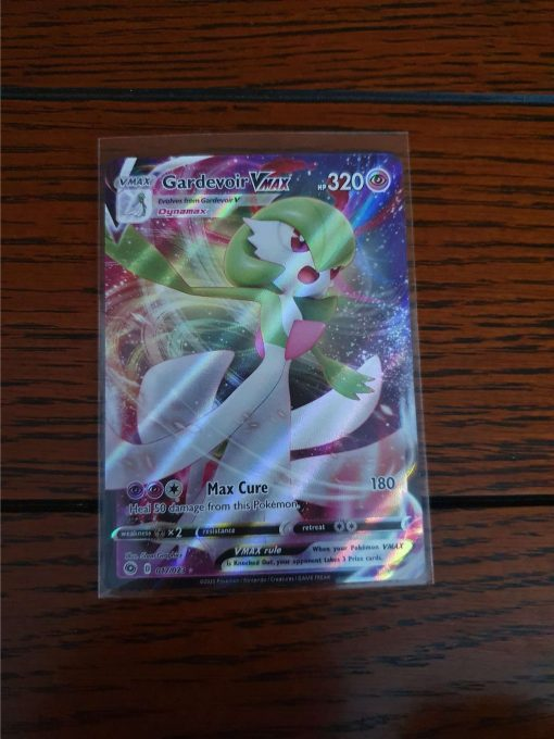 Pokemon Gardevoir VMAX Champion's Path 017/073