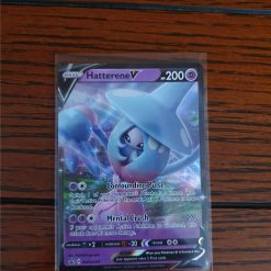 Pokemon Hatterene V SWSH055