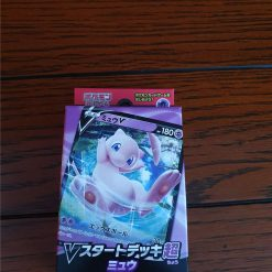 Pokemon Sword & Shield V Starter Deck Mew Japans