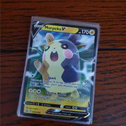 Pokemon Morpeko V Black Star Promo's SWSH056