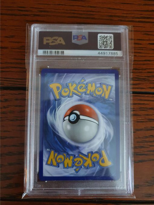 Pokemon Sun and Moon Team Up 162/181 Pikachu en Zekrom GX Ultra Rare PSA 10