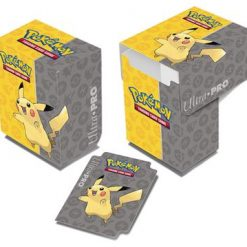 Pokemon Pikachu Deckbox