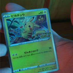Pokemon Pikachu 124/S-P Promo Holo