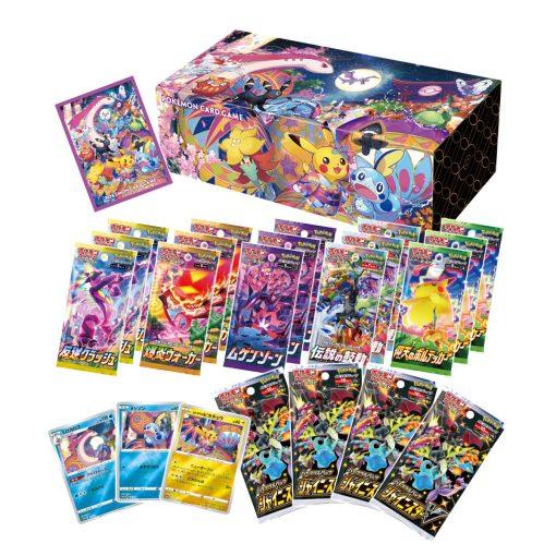 Pokemon Center Kanazawa Open Anniversary Special Box