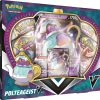 Pokemon Sword and Shield Polteageist V box