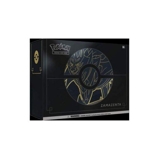 Pokemon Sword & Shield Elite Trainer Box Plus Zamazenta