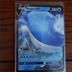Pokemon Wailord V Champion's Path 013/073