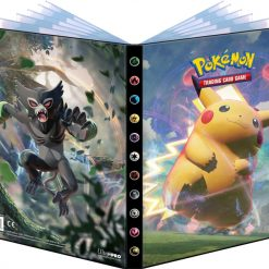 Pokemon Vivid Voltage 4-pocket Portfolio