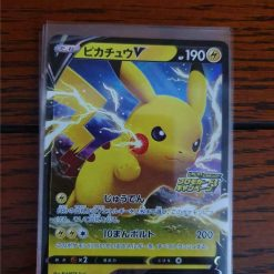 Pokemon Sword en Shield Promo Pikachu V 122/S-P Japans