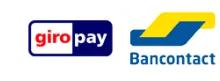 Bancontact en Giropay toegevoegd aan betaalmethodes
