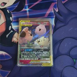 Pokemon Togepi & Cleffa & Igglybuff GX 094/173 Tag Team All Stars Japans