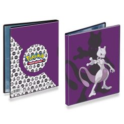 Pokemon Mewtwo 4-pocket Portfolio
