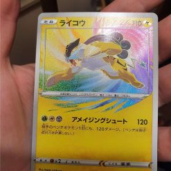 Pokemon Kaart Raikou Amazing Rare Legendary Heartbeat s3a 015/076
