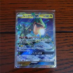 Pokemon Rayquaza GX 100/173 Tag Team All Stars SM12A Japans