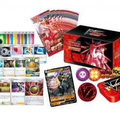 Pokemon Sword and Shield Premium Trainer Boxes Rengeki Single Strike