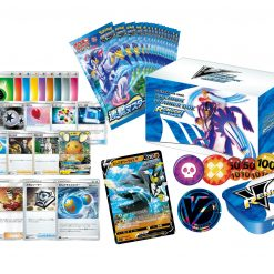Pokemon Sword and Shield Premium Trainer Boxes Rengeki Rapid Strike Japans