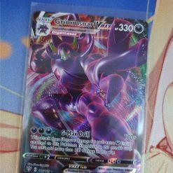 Pokemon Kaart Grimmsnarl VMAX 115/189 Sword and Shield Darkness Ablaze