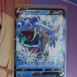 Pokemon Kaart Sword & Shield Shiny Star V Lapras V s4a 031/190