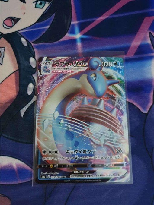Pokemon Kaart Lapras VMAX 032/190 Shiny Star V