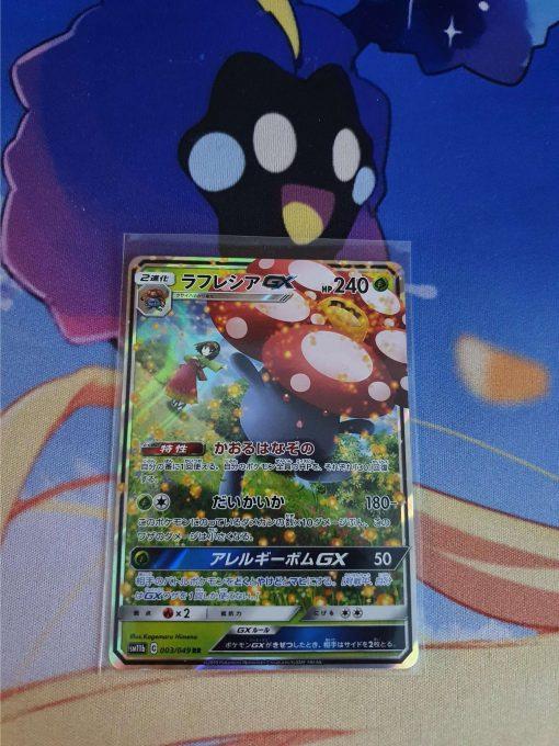 Pokemon Kaart Sun and Moon Dream League sm11b Vileplume 003/049