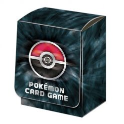 Pokemon Center Japan – Black Deck Box