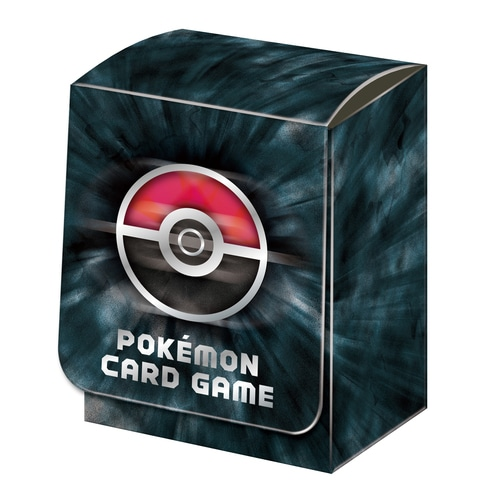 Pokemon Center Japan – Black Deck Box