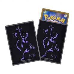 Pokemon Center Japan – Mew and Mewtwo Premium Card Sleeves