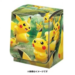 Pokemon Center Japan – Pikachu Forest Deck Box