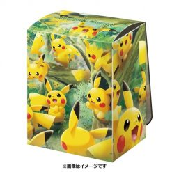Pokemon Center Japan – Pikachu Forest Deck Box
