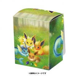 Pokemon Center Japan – Eeveelutions Deck Box