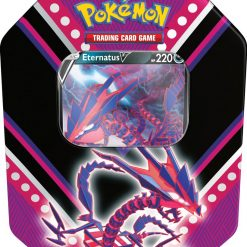 Pokemon Fall Tin Eternatus V